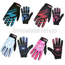 Cycling Gloves Gel Sports Full Finger Glove Bike MTB Motorcycle Shock-absorbing