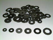 20 Rubber Washers - M2,M3/M4/M5/M6/M8,M10,M12,M14 and M16
