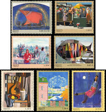 Stamp of ESTONIA 2010 - 2016 - From the Treasury of the Estonian Art Museum