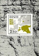 OFFICIAL YEAR SET of ESTONIA ESTLAND ESTONIE stamps 1991 - 2016