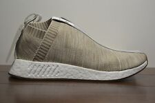 New Mens Adidas x Kith x Naked NMD CS2 Standstone BY2597 Consortium Ronnie Fieg