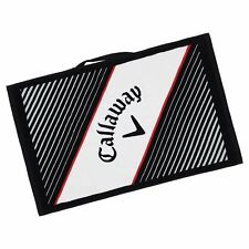 "Callaway Golf 2017 Cotton Cart Performance Mens Golf Bag Towel 16""x24"""