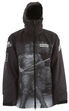 Grenade G.A.S. Sullen Enforcer Snowboard Jacket Black Mens