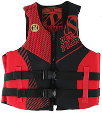 Jet Pilot Recruit Neo CGA Wakeboard Vest Mens