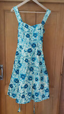 Ladies Tea dress Christening wedding party cocktail Size12 ROCHA BNWT