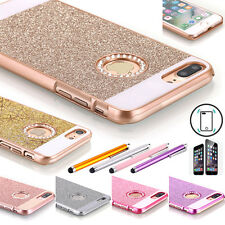 Luxury Bling Glitter Crystal Hard Protect Case Cover for Apple iPhone 7 6S Plus