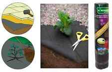 PAVING DECKING WEED GUARD CONTROL LANDSCAPE FABRIC 8M x1.5M ROLL MEMBRANE SHEET