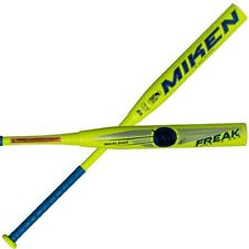 "Miken Freak 30 Maxload 12"" USSSA Slowpitch Softball Bat Neon Yellow MFILBU-17"