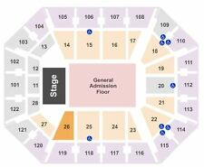 Lady Gaga tickets 2 or 4  Mohegan Sun Uncasville CT Lower  Near Stage 11/10/17