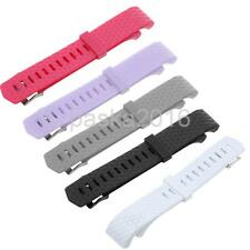 Replacement Wrist Band For Fitbit Charge2 Bracelet Wristband W/ Metal Buckle