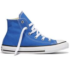 Converse Chuck Taylor Allstar Hi Blue Kids High Top Trainers