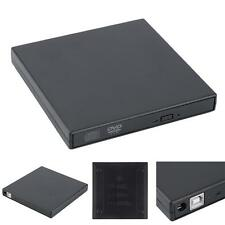 USB2.0 Slim External Optical DVD Rom CDRW Burner Writer Combo Drive PC Laptop TR