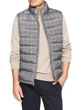 GAP Warm Men's Puffer Quilted Vest Black XS S M 2XL Full Zipper NWT