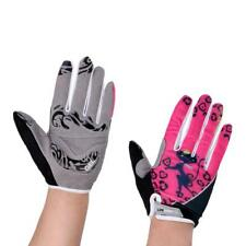 Breathable Cycling Gloves Full Finger Bicycle Bike Gloves Sport Gloves for Women