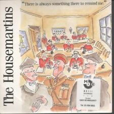 """HOUSEMARTINS There Is Always Something There To Remind Me 7"""" VINYL UK Go Discs"""