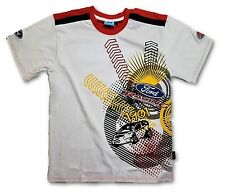 T-Shirt 3029 RallyCross Shortsleeve MSE Ford Extreme Rally White US