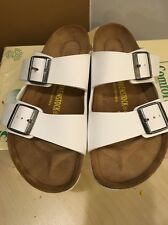 WOMENS BIRKENSTOCK  SANDALS SIZE USA 8 EUR 39 WALKING  MADE IN GERMANY