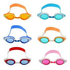 Kids Child Boys Girls Swimming Goggles UV Protection Anti-fog Swim Glasses