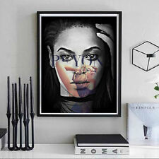 Beyonce Wall Art, Artwork, Poster, Art Print  | Lisa Jaye Art Designs