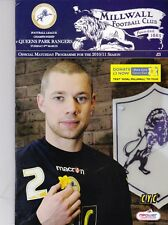 Millwall 2010-2011 Home Programmes