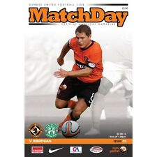 Dundee United 2012-2013 Home Programmes