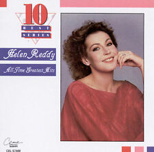 All-Time Greatest Hits [Capitol] by Helen Reddy (CD, Apr-1991, EMI-Capitol...