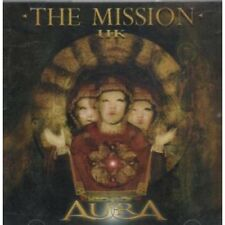 MISSION Aura CD US Metropolis 2002 13 Track Small Deletion Cut On Rear Of