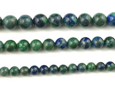 Natural Gemstone Lapis Lazuli Beads Green Round Loose Beads 4mm 6mm 8mm 10mm