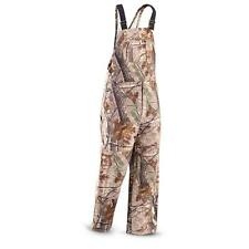 Carhartt Work Camo Unlined Bib Overalls Sandstone R50 $120 All Sizes Realtree AP