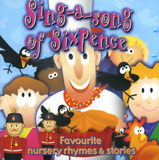 Sing a Song of Sixpence (27 nursery rhymes), Audio Book, Good Condition, CRS Pla