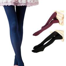 Fashion Womens Thick Tights Knit Winter Pantyhose Tights Warm Stockings wff