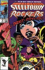 Steeltown Rockers (1990) #4 VF