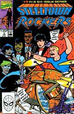 Steeltown Rockers (1990) #5 FN