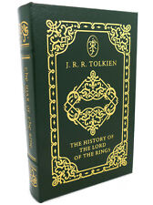J. R. R. Tolkien THE WAR OF THE RING Easton Press 1st Edition 1st Printing