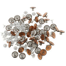 50 Sets Jeans Button Tack Buttons Metal Replacement Studs Jean Pants Buttons