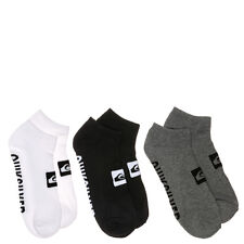 Quiksilver Ankle Pack Socks Assorted
