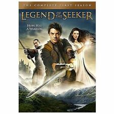 Legend of the Seeker: The Complete First Season (DVD, 2009, 5-Disc Set)