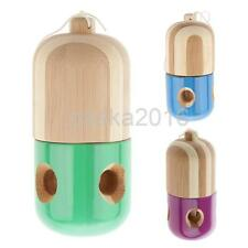 5 Holes Wooden Capsule Kendama Balance Skill Ball for Kids Children Wooden Toys