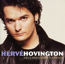 Deux Histoires d'Amour by Herv Hovington (CD, Jan-2001, Unidisc)with 12 songs