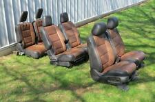 2011 2012 2013 FORD EXPLORER  FRONT LEATHER SEATS SECOND THIRD ROW SEAT