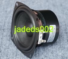 "1pcs 4""inch 4/8ohm 35W  Loudspeaker 110Hz-10000Hz Round / Square bass speaker"