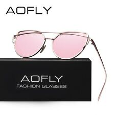 AOFLY Fashion Sunglasses Women Popular Brand Design Polarized Sunglasses Summer
