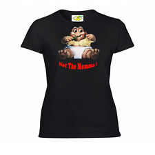DINOSAURS 90'S TV , BABY SINCLAIR 'NOT THE MOMMA' , RETRO T SHIRT , NEW S,M,L,XL