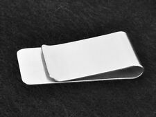 2017 High Quality Slim Money Clip Credit Card Holder Wallet New Stainless Steel