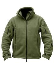 Kombat Recon Hoodie Fleece Military Army Style Special Forces Security Green