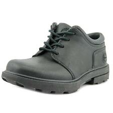 Timberland Rugged Street II Oxford Toddler  Round Toe Leather Black Oxford