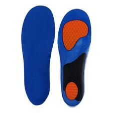 Premium Silicone Orthotic Support Insoles Heel Arch Support Foot Pain Relief