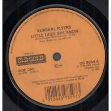 """KURSAAL FLYERS / DEAD END KIDS Little Does She Know/Have I The Right 7"""" VINYL"""