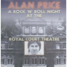 ALAN PRICE A Rock N Roll Night At The Royal Court Theatre CD European Edsel