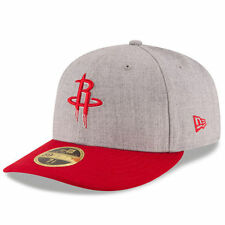 Houston Rockets New Era Cap NBA Change Up Low Profile 59Fifty Fitted Hat